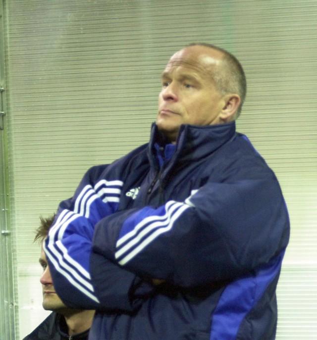 Trener Bogusław Pietrzak znowu wraca do Szczecina.