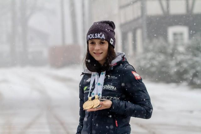 Kamila Żuk ma za sobą najlepszy sezon w karierze, chce go zwieńczyć medalami mistrzostw Polski
