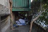 Wrocław: Bezdomni zamieszkali pod balkonami. Mieszkańcy nie mogą nic zrobić