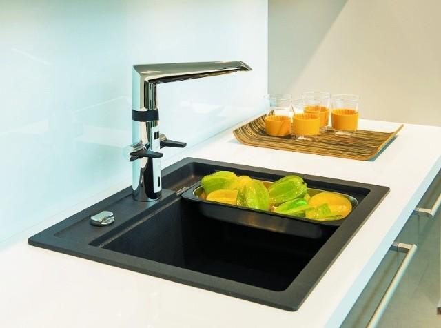 Model nowoczesnego kranu kuchennego - perlatorOd blendera do perlatora, czyli niezwykłe kuchenne gadżety