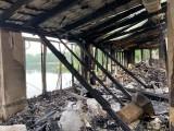 Restauracja Balaton w Sosnowcu spłonęła. Ruszyła zbiórka na odbudowę. Właściciele sami nie dadzą rady