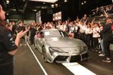 Nowa Toyota Supra. Sprzedana na aukcji za 2,1 miliona dolarów