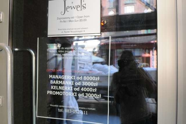 Klub zmienia nazwę na Jewels.