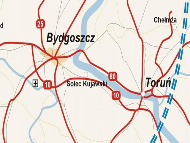 Warszawski Ecorys przygotuje całościowe opracowanie dotyczące metropolii bydgosko-toruńskiej. Wyznaczy też jej wstępne granice