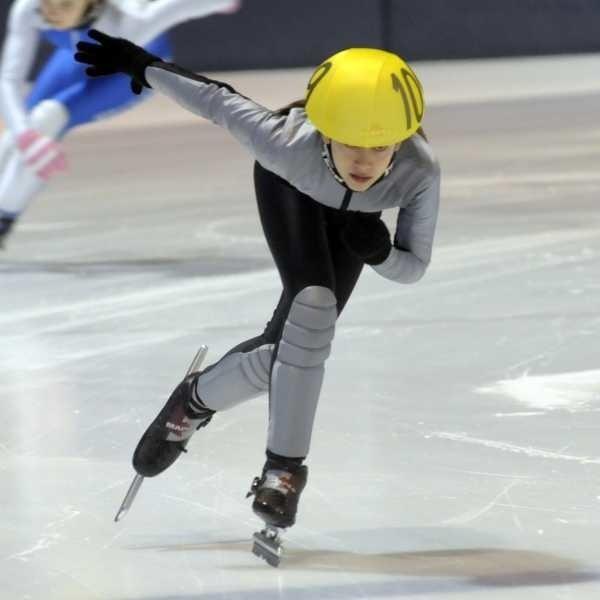 Oliwia Gawlica zadebiutowała w Pucharze Polski.