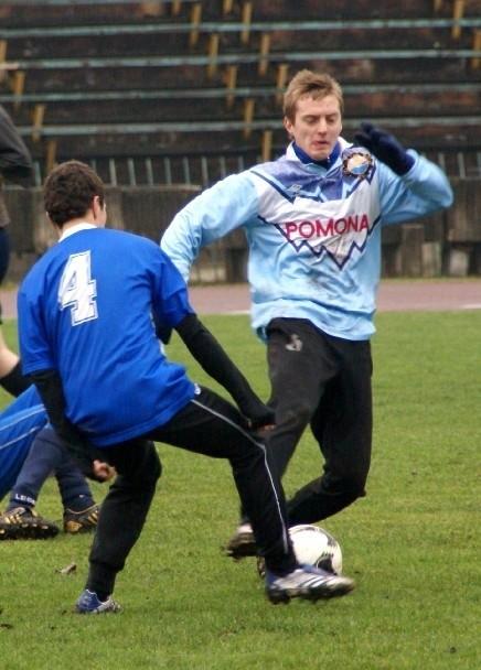 Piłkarze Stali Mielec zremisowali pierwszy mecz sparingowy.
