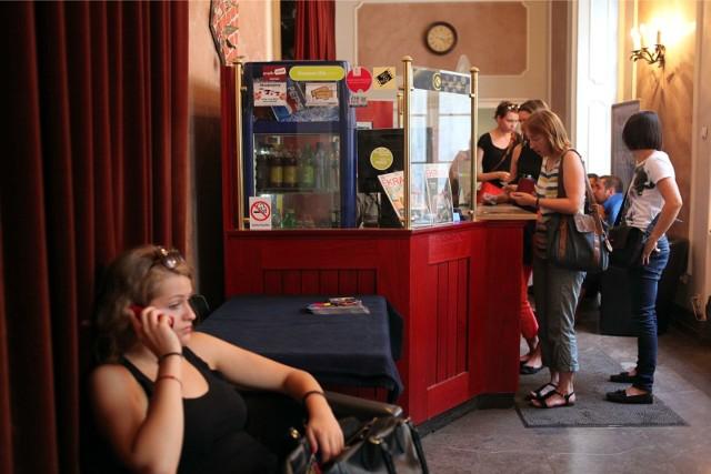 kino Pod Baranami wznowiło działalność