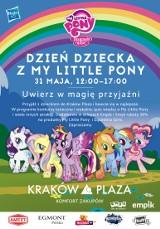 Spotkaj się z My Little Pony! Dzień Dziecka w Kraków Plaza