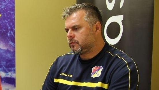 Trener Marek Żołądź więcej ma miłych, niż złych wspomnień z pracy z Podhalem