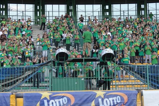 Mecze Stelmetu Falubazu Zielona Góra z FOGO Unią Leszno zawsze wywołują wielkie emocje zarówno wśród zawodników jaki i kibiców