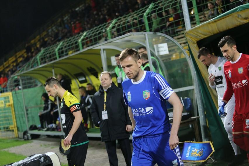 Nice 1 liga: Starcie faworytów w Legnicy