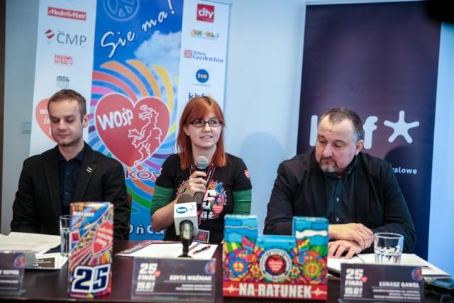 WOŚP w Krakowie zagra po raz kolejny bardzo głośno