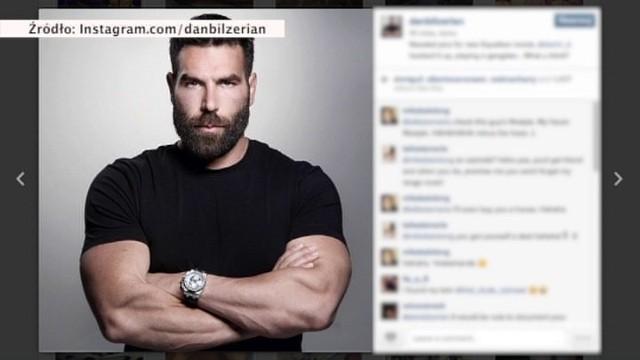 Dan Bilzerian. Amerykański król Instagrama