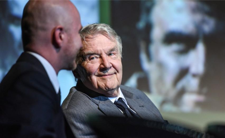 Leonard Pietraszak kończy dziś 84 lata.