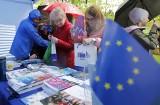 Dzień Europy w Parku Staromiejskim we Wrocławiu [ZDJĘCIA]