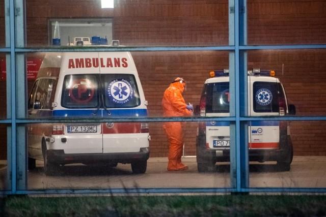 Zmarli pacjenci byli w wieku od 70 do 90 lat.