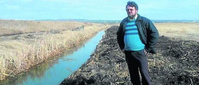 Gospodarka Rolnicy - wśród nich Józef Polichoński - chcą zmian w prawie łowieckim i dużych odszkodowań. Na to nie chcą zgodzić się myśliwi