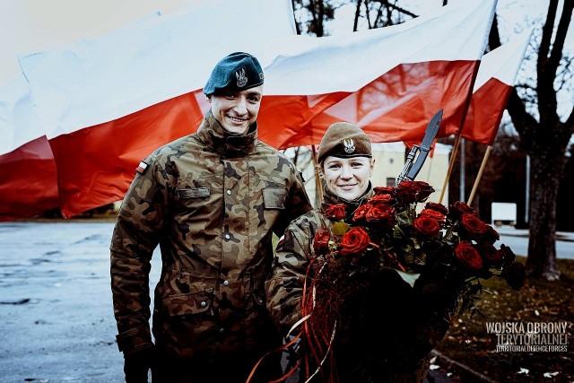 1 Podlaska Brygada Obrony Terytorialnej. Przysięga z dnia 05.12.2020
