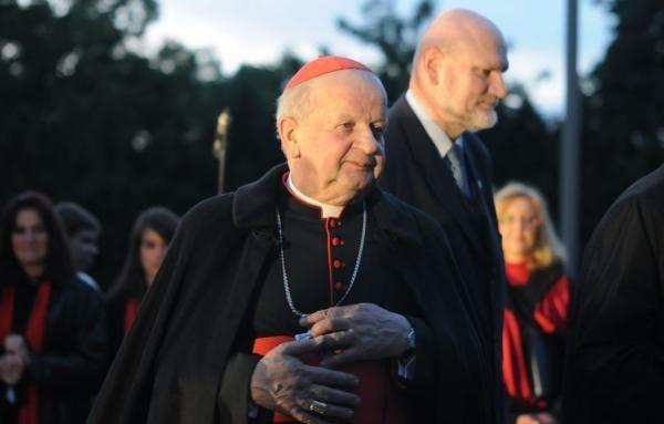 Kardynał Stanisław Dziwisz przyjedzie dziś do Szczecina.