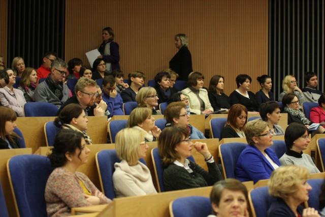W styczniu w Pomorskim Urzędzie Wojewódzkim zorganizowano konferencję dotyczącą programu 500 plus. Dziś prowadzone jest szkolenie - niestety, tylko dla wybranych urzędników