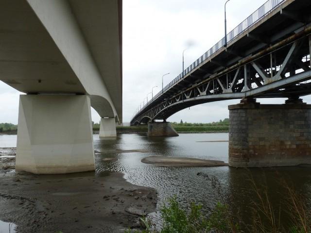 Istniejący obecnie ale zamknięty dla ruchu stary most w Sandomierzu zostanie rozebran12y. W tym miejscu powstanie nowy.
