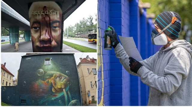 Prace Mgr Morsa można zobaczyć w całej Polsce i Europie