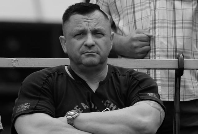 Dariusz Nytko nie żyje. Miał 53 lata.
