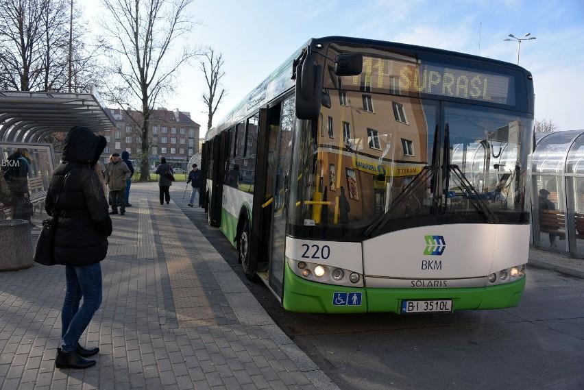 Najważniejsze trasy w mieście powinny obsługiwać autobusy...