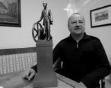 Rocznica śmierci Krzysztofa Jakubika – poznańskiego rzeźbiarza zakochanego w wielkopolskiej historii