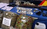 Porucznicy kupowali narkotyki i przemycali w warzywach (zdjęcia, wideo)