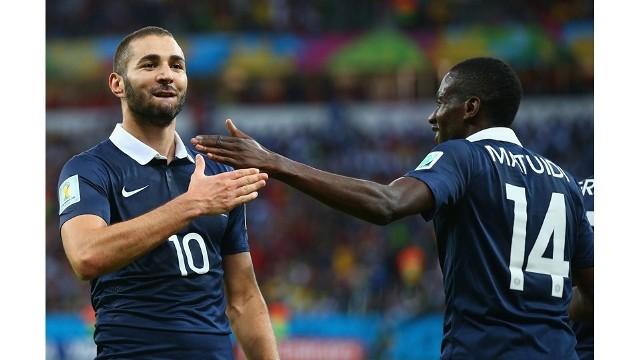 Karim Benzema, napastnik reprezentacji Francji.