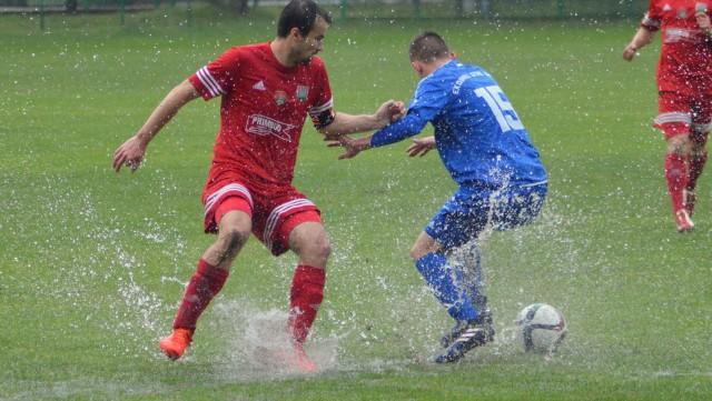 Sokół Nisko pokonał u siebie Stal Sanok 2:0