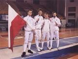 Wiktor Szkop z Kusego Szczecin w srebrnej drużynie Polaków