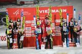 Skoki narciarskie - PŚ Zakopane 2021. W konkursie drużynowym Polska zajęła 2. miejsce. Zwycięstwo było blisko [WYNIKI NA ŻYWO]