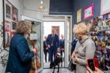 Znikają bariery architektoniczne, ale do zrobienia jest jeszcze wiele - mówili ministrowi niepełnosprawni z Bydgoszczy