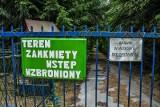 """Plaża """"wojskowa"""" w Borównie niszczeje, czeka na kupca [zdjęcia]"""