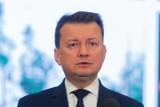 Błaszczak: Na granicy z Białorusią powstanie nowy, solidny płot