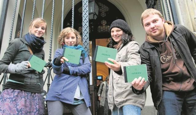 O indeks Uniwersytetu Jagiellońskiego jest dzisiaj łatwiej niż przed laty