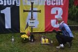 Pamięć o Bjorgu Lambrechcie w Bełku ciągle żywa. W rocznicę śmierci odprawiono mszę i poświęcono krzyż w miejscu wypadku Belga