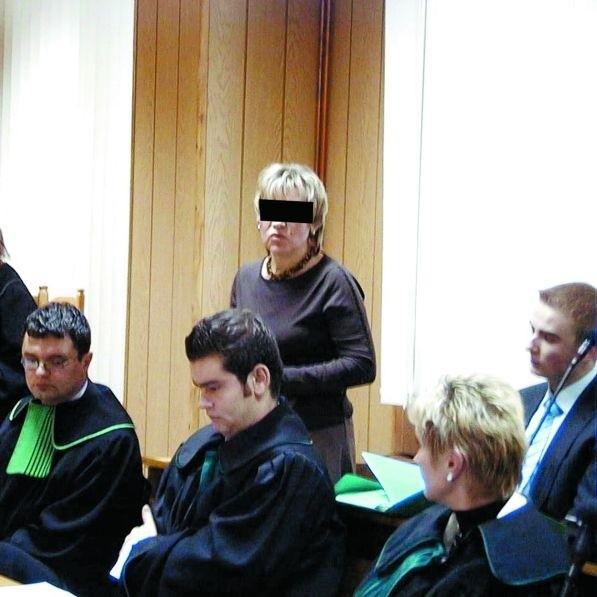 Sędzia Grażyna Z. twierdzi, że padła ofiarą pomówienia Mirosława B., byłego milicjanta, a potem przemytnika, który - za łagodne traktowanie - zawarł układ z prokuratorem