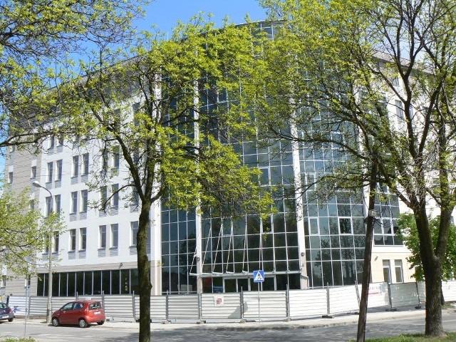 Tak wygląda  nowa siedziba II Urzędu Skarbowego w Kielcach przy ulicy Częstochowskiej