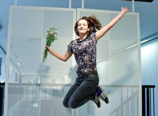 Ewa Hubar zaprasza na warsztaty taneczne. Zapewnia, że ruszać się warto nie tylko w Dzień Kobiet.