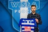 Grzegorz Kuświk wraca do ekstraklasy. Kolejny doświadczony piłkarz w  Wiśle Płock
