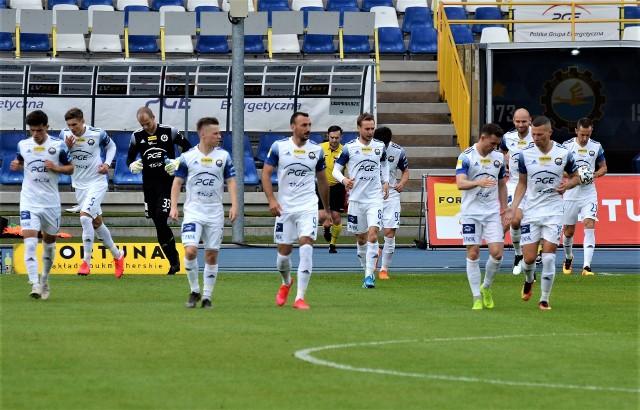 Piłkarze PGE Stali Mielec przełamali się po porażce z GKS-em Bełchatów
