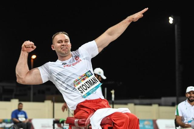 Lech Stoltman jest jednym z polskich kandydatów do medali Paralekkoatletycznych Mistrzostw Europy w Bydgoszczy
