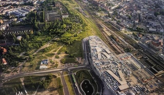 MPU ma gotową koncepcję nowej dzielnicy Poznania. W przyszłym roku odbędą się konsultacje na ten temat. Koncepcja określa lokalizację linii tramwajowej, placów, parków, szkół, biur, mieszkań