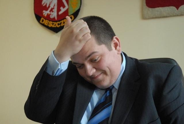 - Wyjeżdżamy w środę - mówi wójt Deszczna Jacek Wójcicki