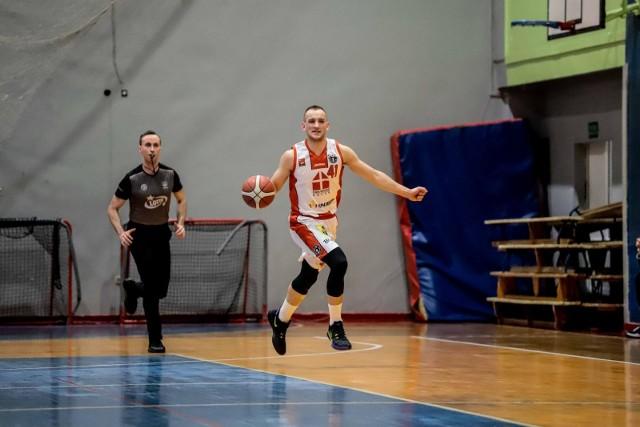 Koszykarze Tura nie sprawili niespodzianki w Krakowie