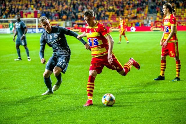 W poprzednim sezonie Novikovas grał przeciwko Legii