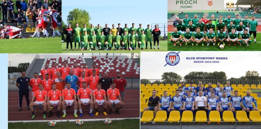4 Liga Przed Nami Premierowa Kolejka Szlagier W Pionkach